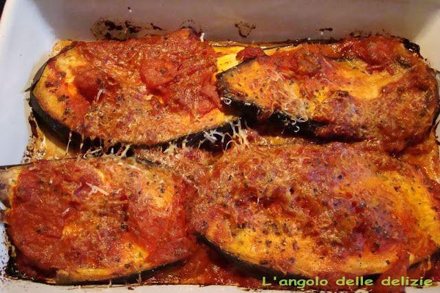 L'angolo delle delizie: Parmigiana very light