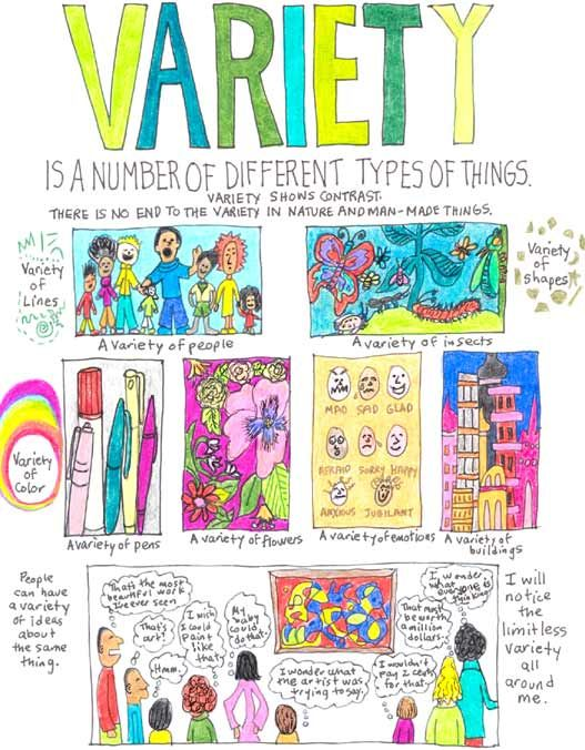 Visual Elements Definition : The best variety in art ideas on pinterest photo