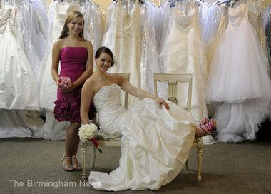 Wedding Gown Deals at Consignment Shops (with photo gallery)
