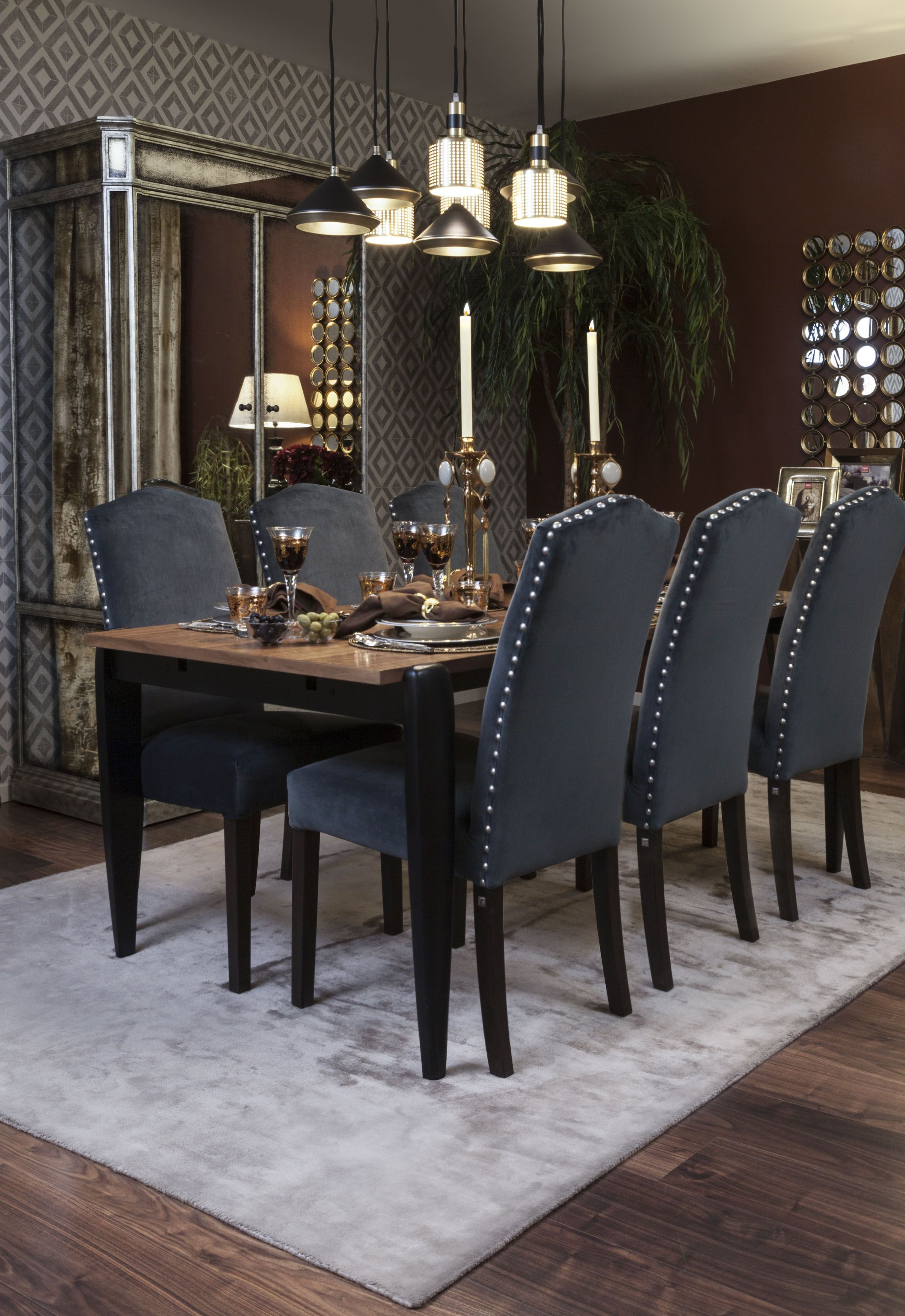 Dining Eclectic Mix And Match Interior Inspired