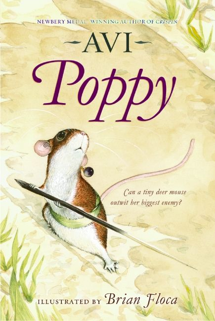 Poppy By Avi The First Chapter Book I Ever Read Age 6 Smile