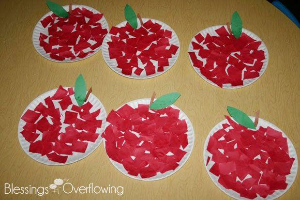 apple activities activit manuelle pinterest pommes bricolage automne et cpe. Black Bedroom Furniture Sets. Home Design Ideas