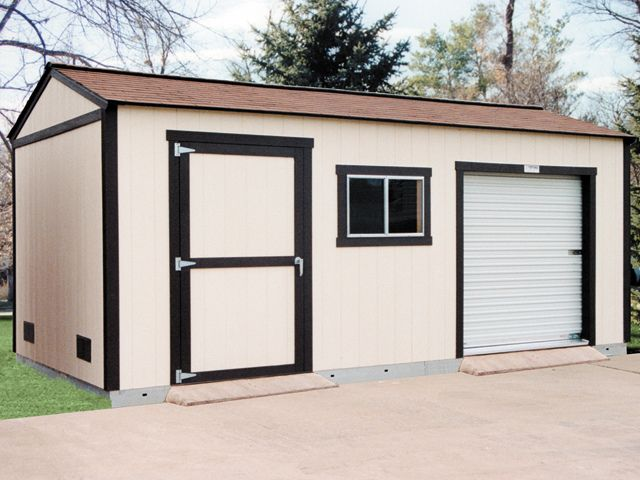 Premier Tall Ranch 10x18 Tuff Shed Shed Storage Built In Storage