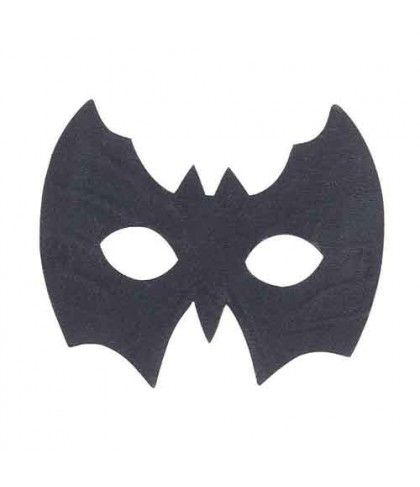 μαύρο νυχτερίδα άνθρωπος
