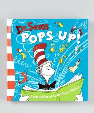 DR Seuss Pops Up! Pop-Up Hardcover