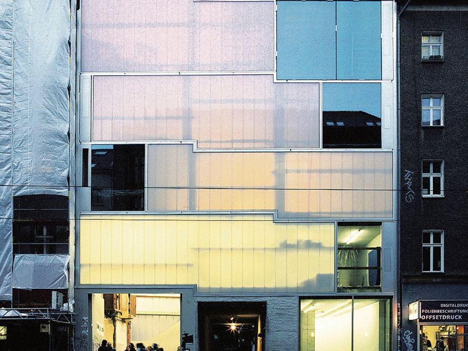 Suche Architekt brandlhuber architekten suche architecture