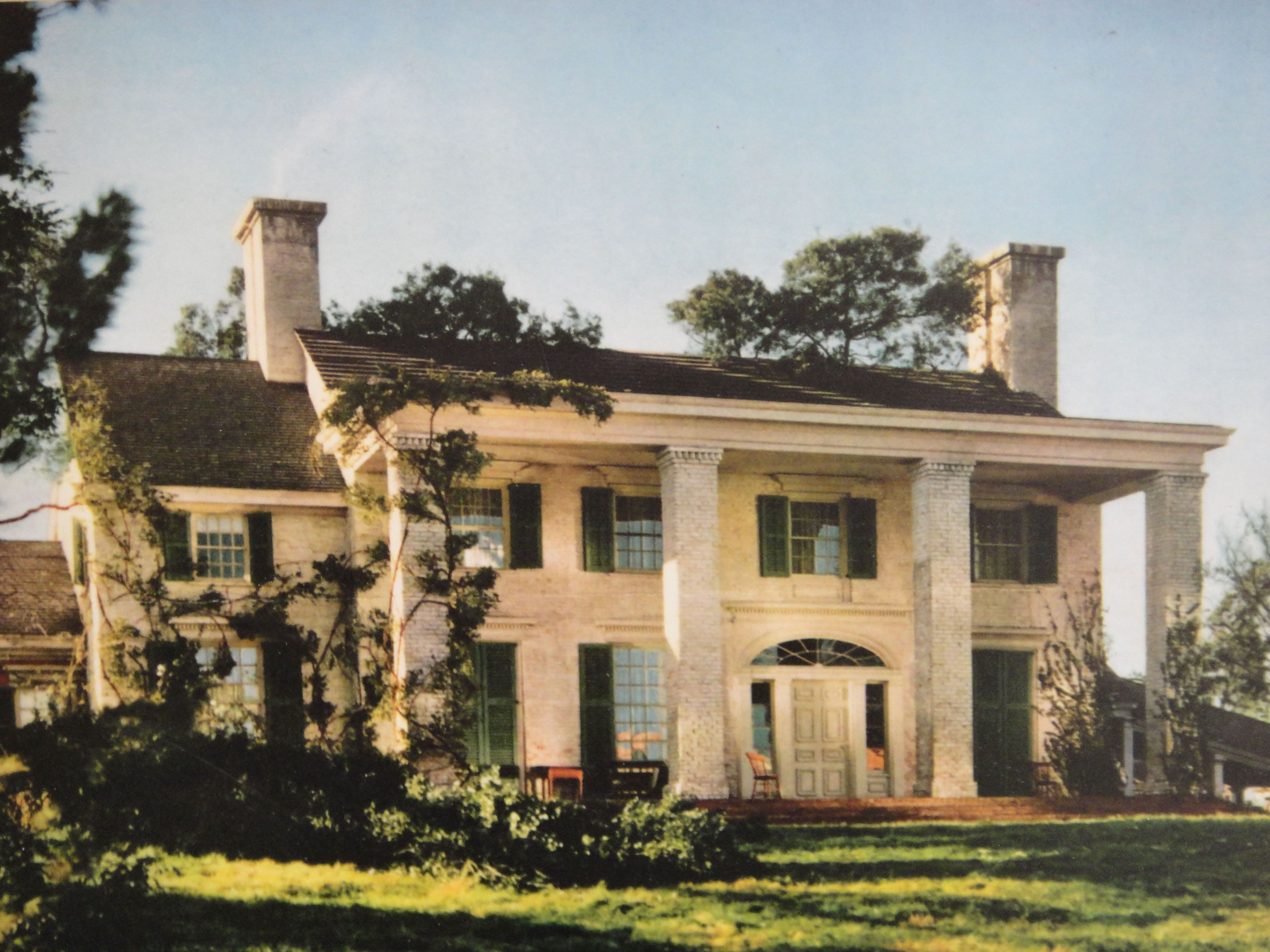 Tara Plantation from Gone with the Wind   Homes featured ...