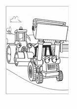 ausmalbilder bob der baumeister23 in 2020 | bob der baumeister, malvorlagen für kinder