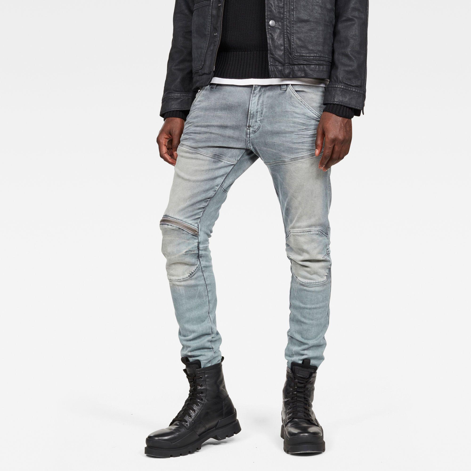 cab18a256d3 5620 G-Star Elwood 3D Zip Knee Skinny Jeans in 2019   Rzeczy do ...