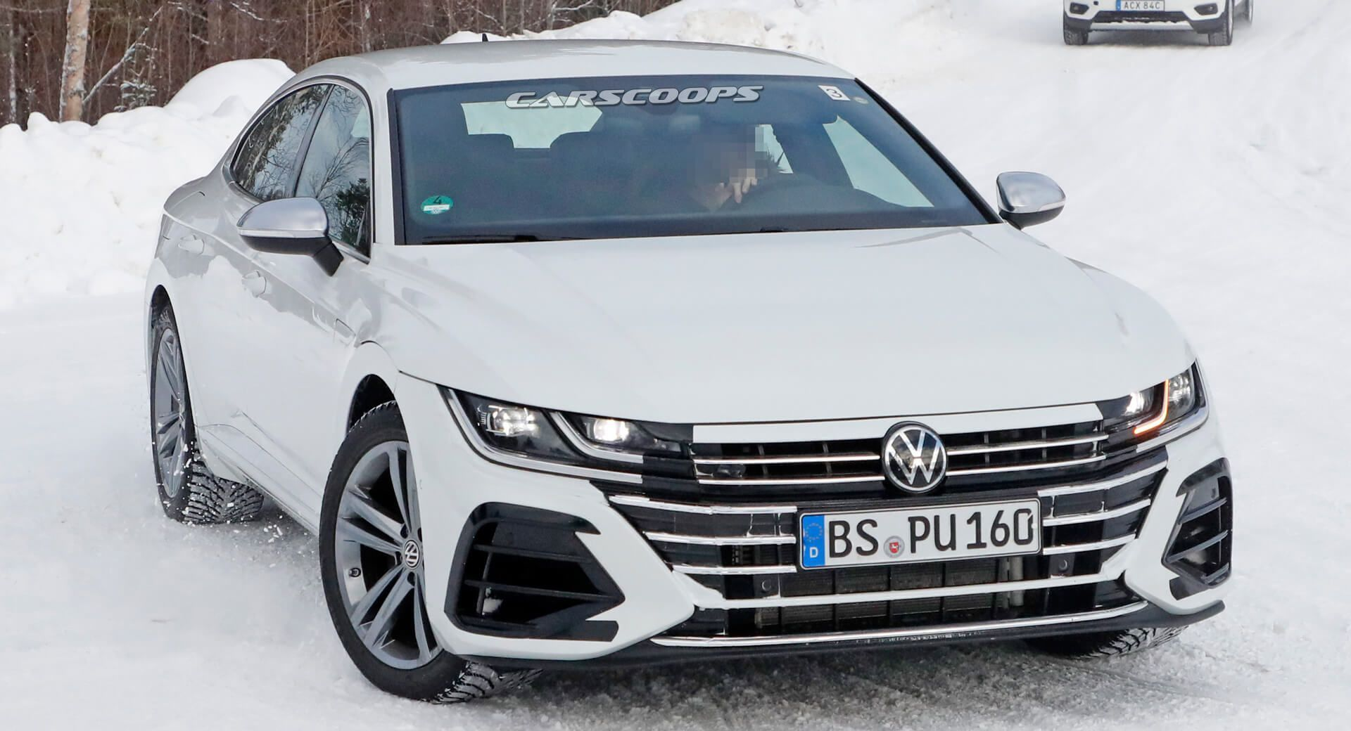 Volkswagen Arteon 2021 Image In 2020 Volkswagen Car Review Release