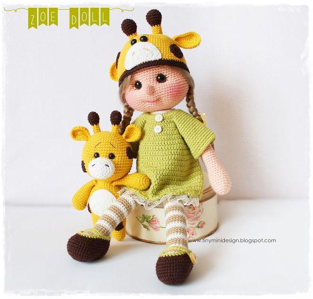 Ravelry: Amigurumi Safiş Doll FREE pattern by Amigurumi Aşkına ... | 611x640