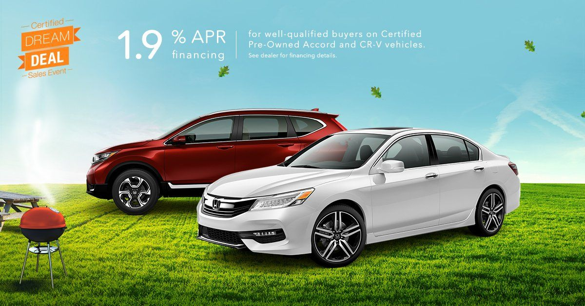 Visit Rensselaer Honda for smokin' hot deals on the Accord