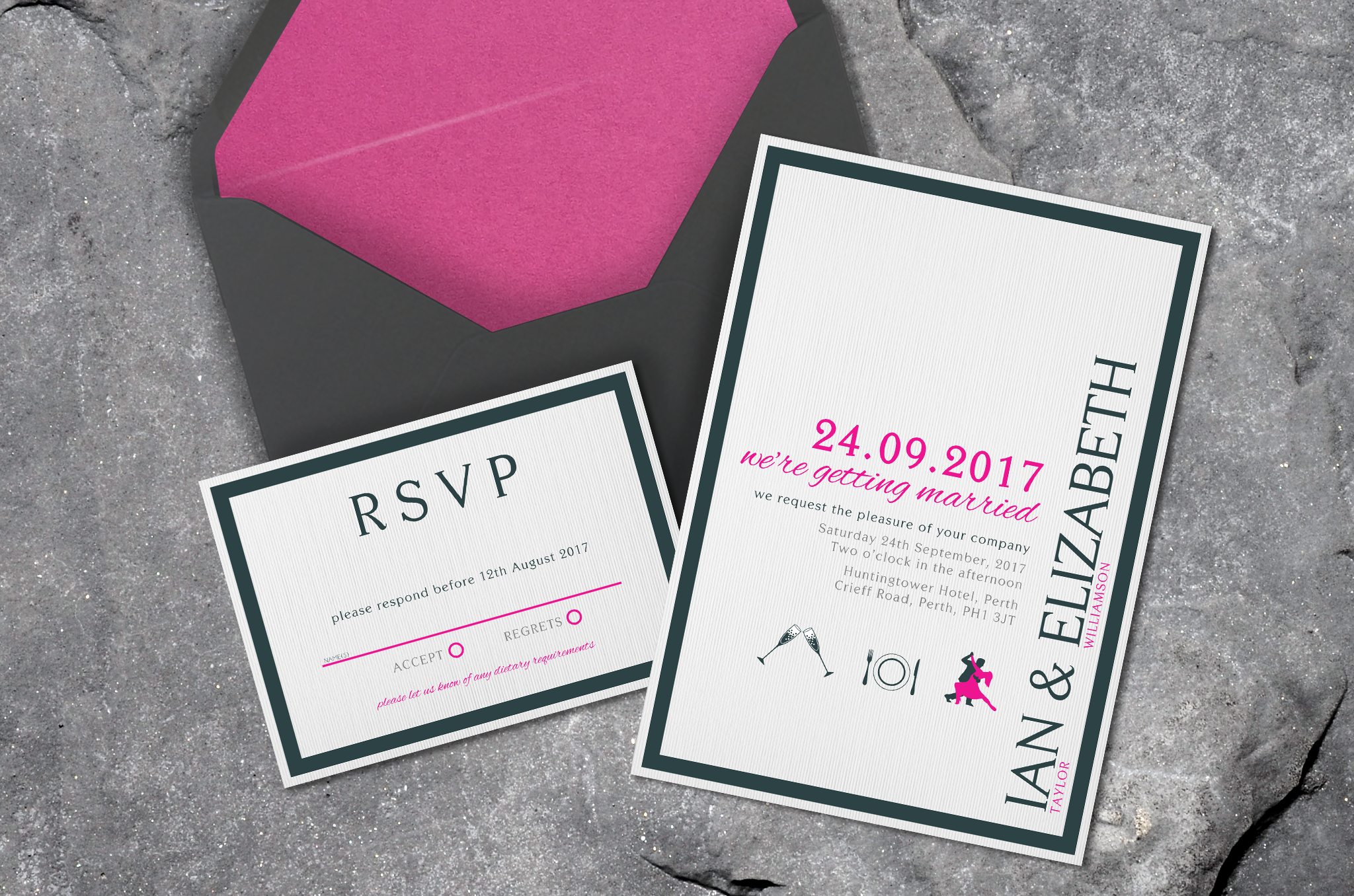 wedding invite printing perth - 100 images - what is foil sting foil ...
