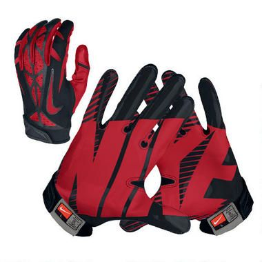 Nike Vapor Jet Football Glove Football Gloves Nike Gloves Football Accessories