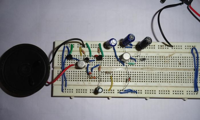 Brilliant Car Reverse Horn Circuit Diagram Electronic Circuits Circuit Wiring 101 Swasaxxcnl