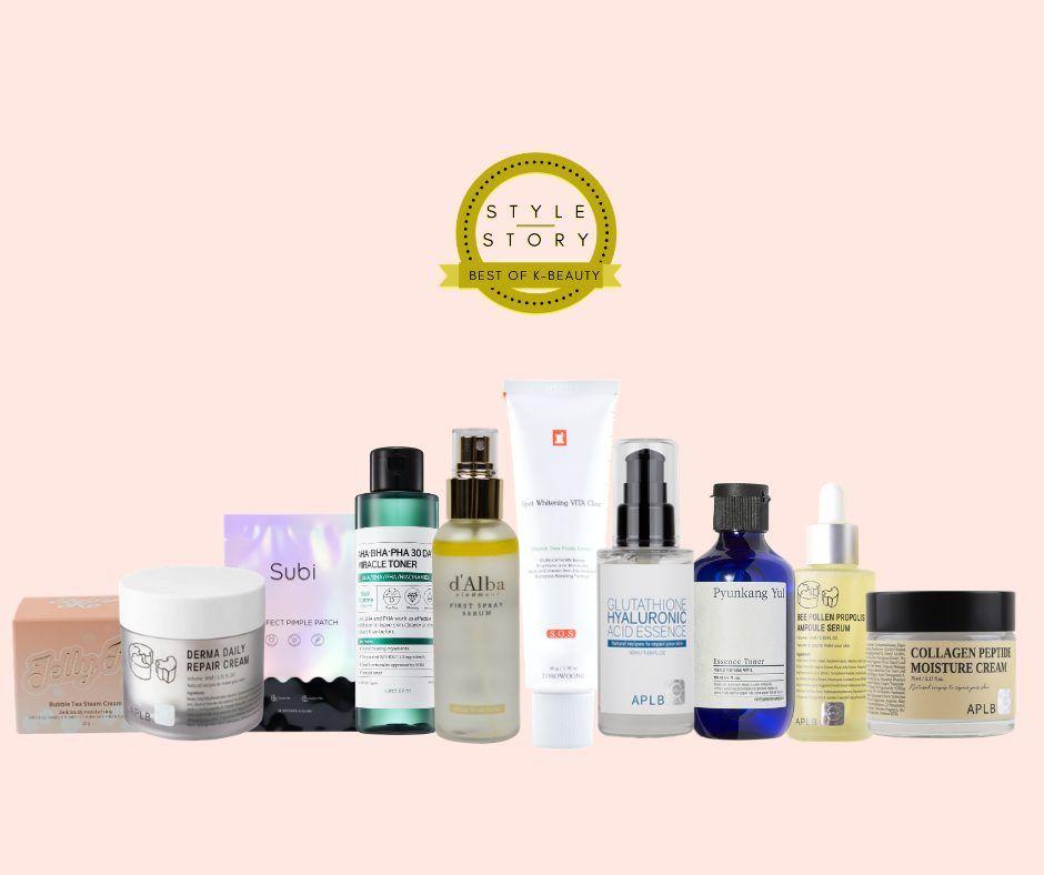 Best Of K Beauty Awards 2020 Style Story In 2020 Beauty Awards K Beauty Bridal Skin Care