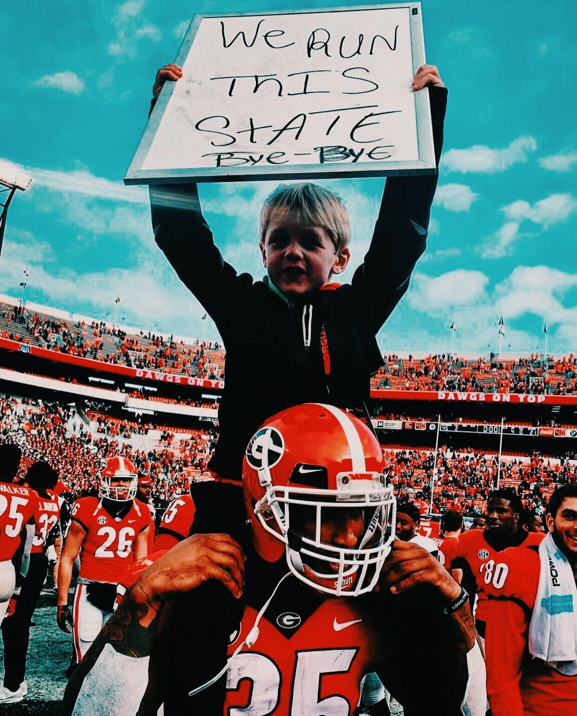 Pin by kate green on uga Collage football, Football