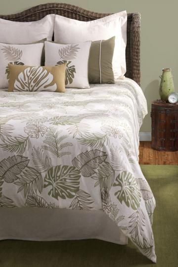 Palm Tree Duvet Cover Palm Coast Bedding Set Bedding