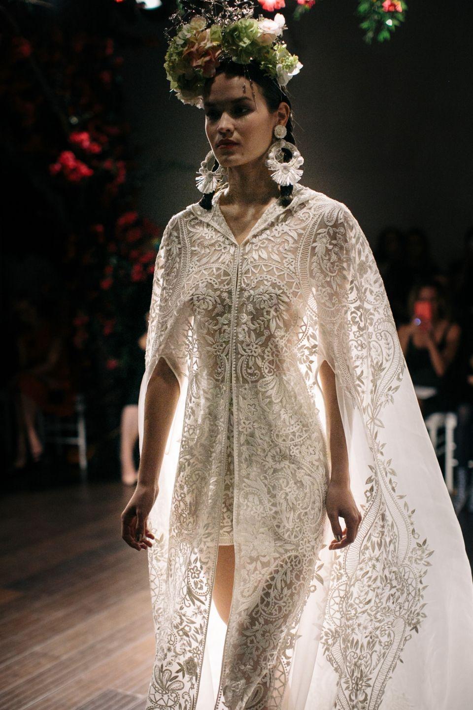 Naeem khan bridal fall photo the lane the dress