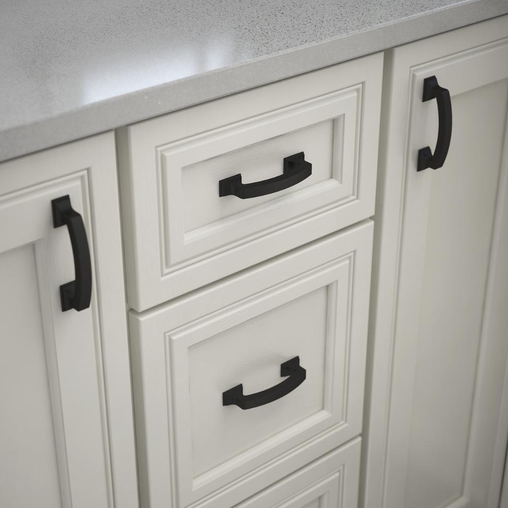 Pin On Kitchen Black cabinet pulls 3 inch