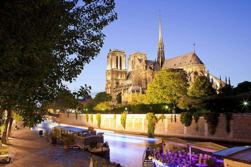 #Paris #NotreDame