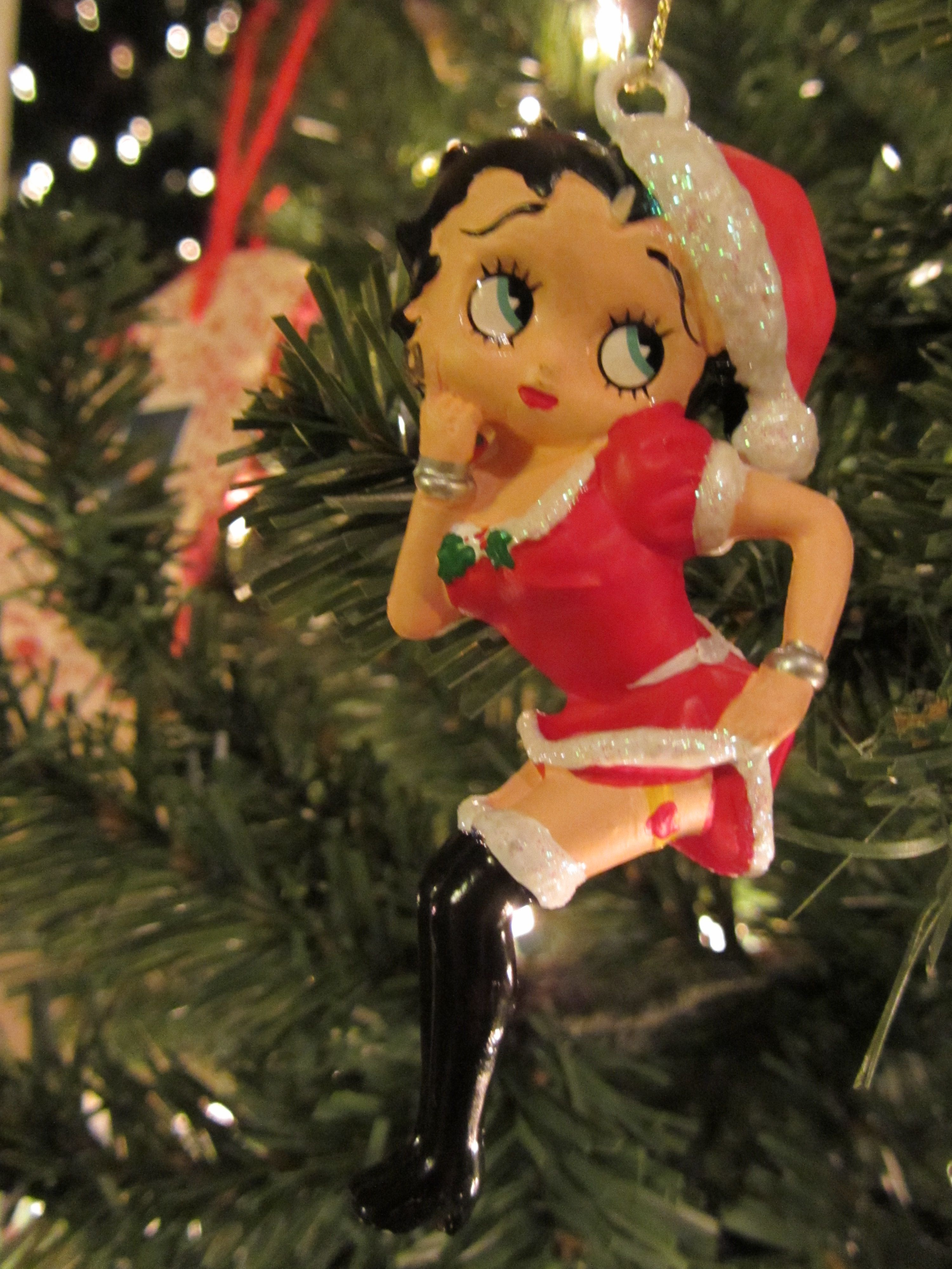 Boop-boop-be-doop-It\'s Betty Boop! | Navidad