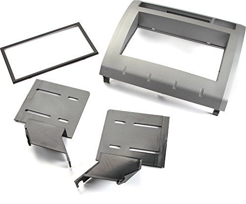 Scosche Dash Kit for 2005-Uptoyota Tacoma Double Din Kit Color