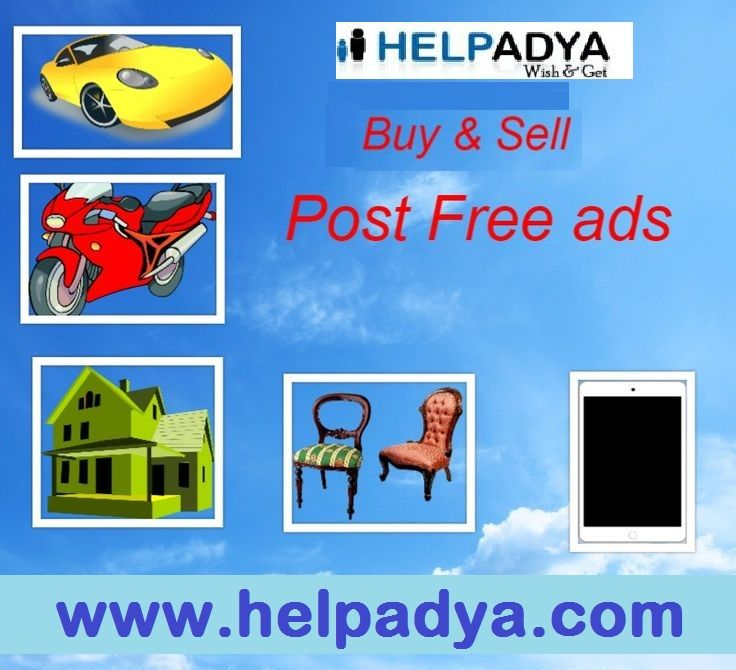 Post Free Ads A free classified ads site you can post and find ...