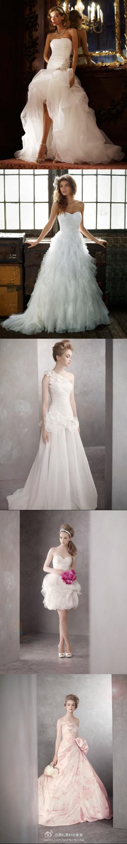 Love the rd one Wedding uc Pinterest Wedding dress Wedding