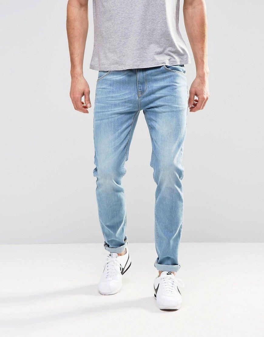 c112dec19b9b Schmal, Hellblau, Bekleidung, Bootcut Jeans Für Männer, Jeanshosen,  Zerrissene Jeans,