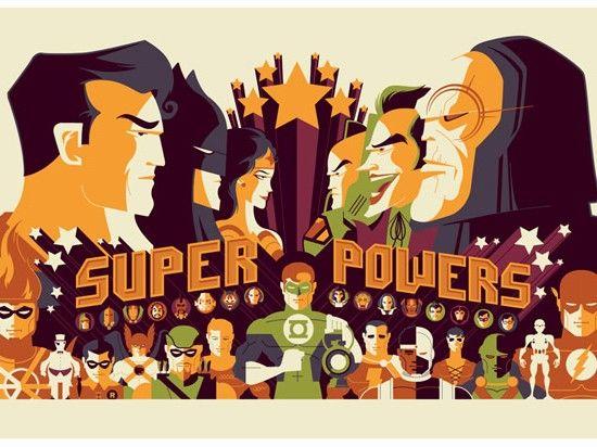 Vintage DC Heroes