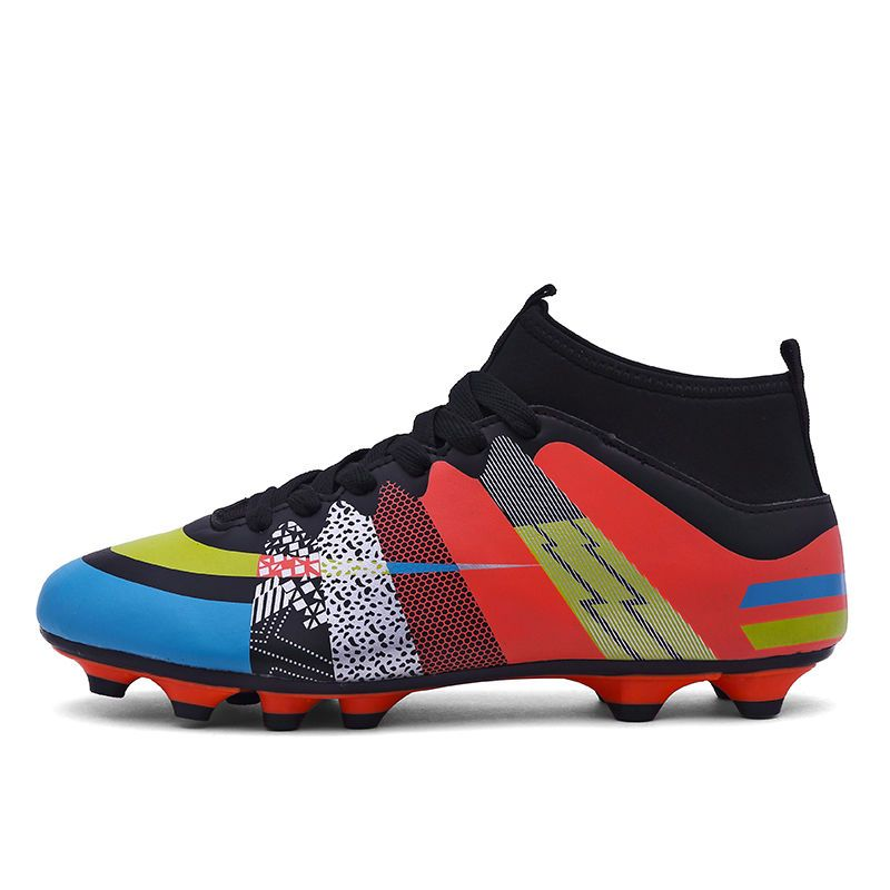 2017d23b613f Sports & Outdoors Footwear #ebay #Fashion. Professional Outdoor Football  Cleats Ankle Top AG Boots Men's Sports Shoes Indoor Football Shoes, Kids