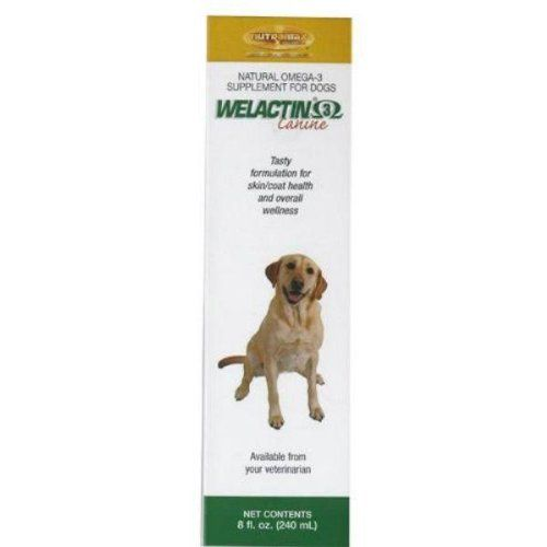 Welactin Natural Omega 3 Supplement For Dogs 8 Ounce Find Out