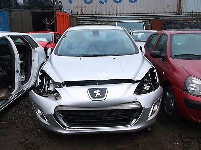 eBay: DAMAGED REPAIRABLE PEUGEOT PEUGEOT 308 ACTIVE 1.6 HDI 2012 12 ...