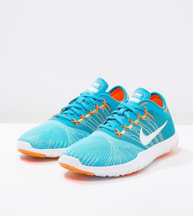 ab18bffa588c1 Nike Performance FLEX ADAPT TR Chaussures d entraînement et de fitness -  gamma blue white blue lagoon total orange prix Baskets Femme Zalando 90.00 €