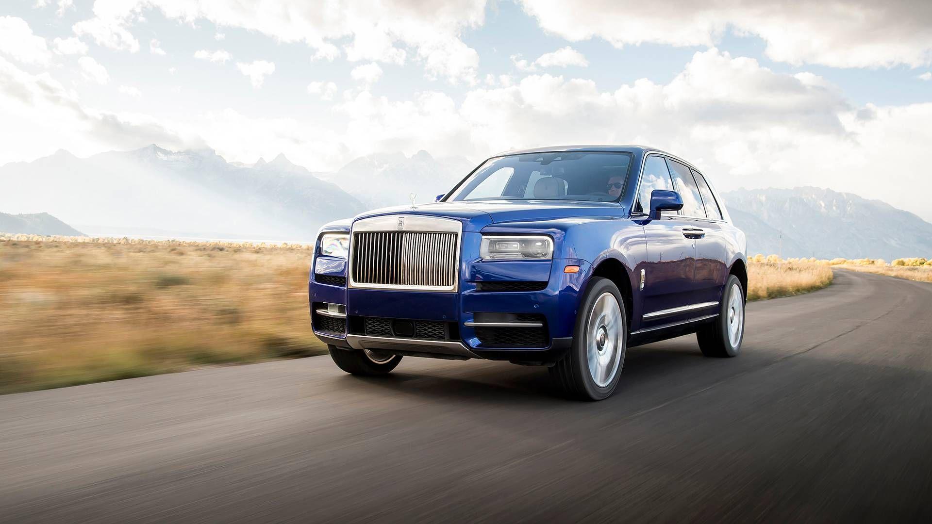 2019 Rolls Royce Cullinan First Drive Motor1 Com Photos Rolls Royce Rolls Royce Cullinan Luxury Cars Rolls Royce