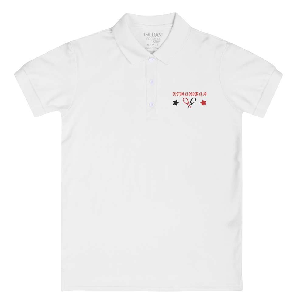 Triple C Custom Clobber Club Embroidered Classic T-Shirt from Limited Ed