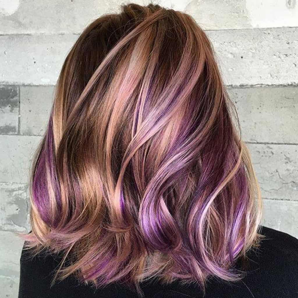 10 Ultra-Cool Shades of Winter Hair Color