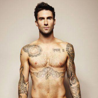 tatouage artistique homme
