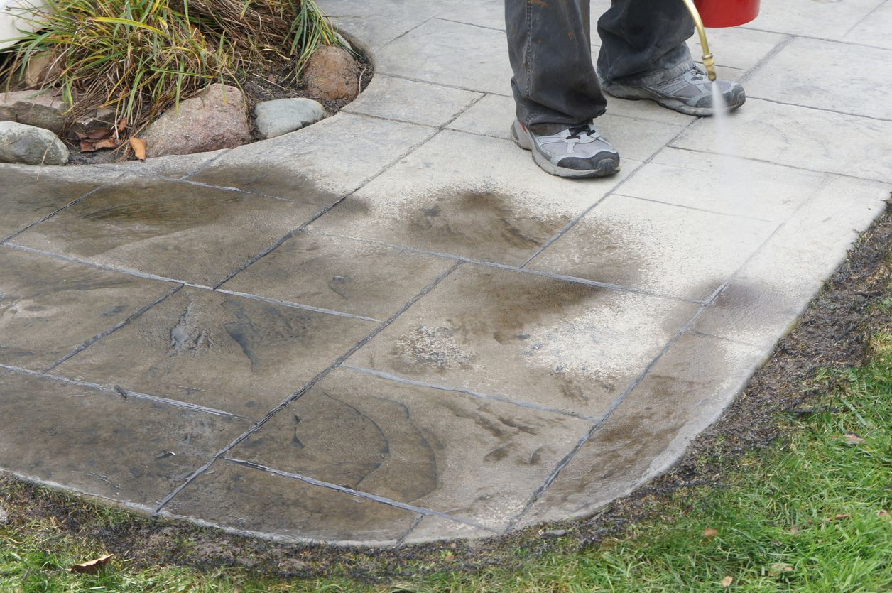 Wet Look Sealer Review With Images Concrete Sealer Concrete