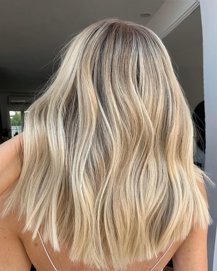 20 Shades of Blonde: The Trendiest Blonde Hair List of 2020 | Ecemella