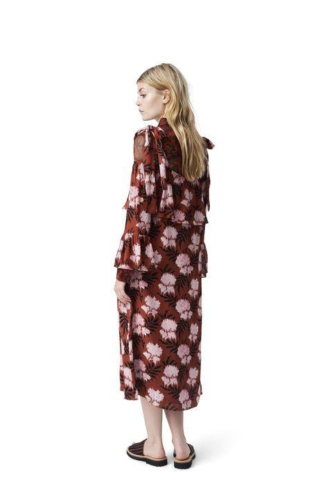 2bbe74c5cd97 Monette Georgette Maxi Dress