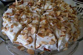 La Buona Cucina: Amaretto Cake