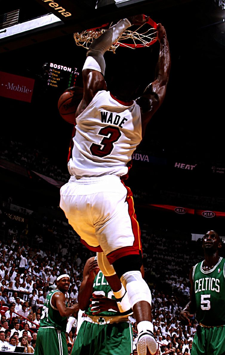 Dwyane Wade Miami Heat Basketball Basketball Players Sport Player