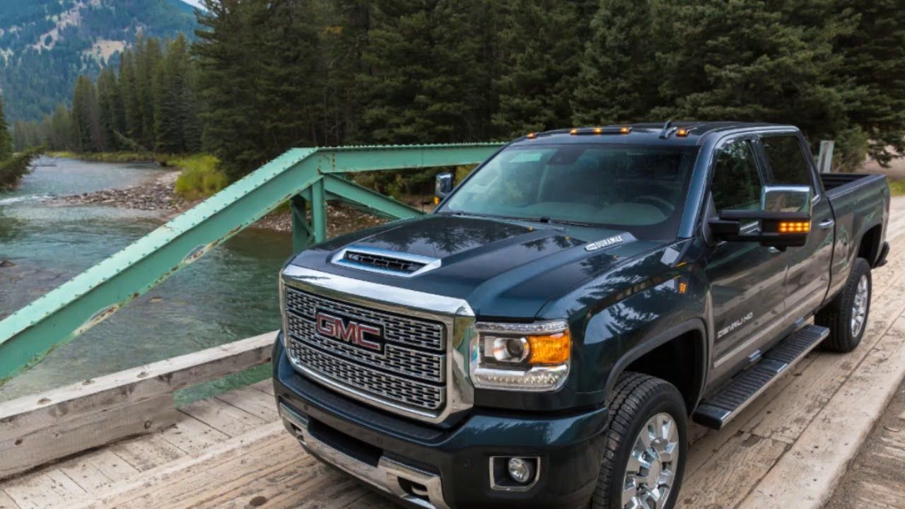 2018 GMC Sierra 2500HD Denali at Geoff Penske Buick GMC
