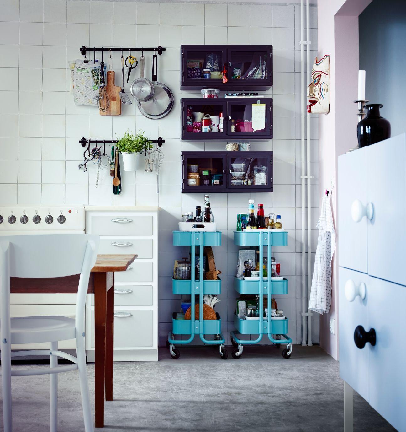 RÅSKOG roltafel | #IKEA #IKEAnl #IKEAcatalogus #nieuw | Animation ...
