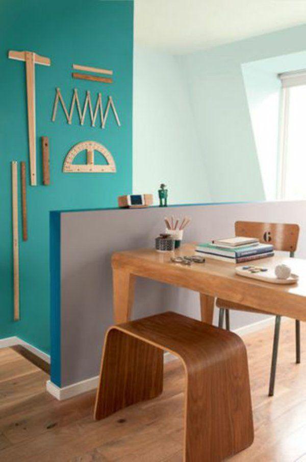 wohnideen für wohnzimmer farben wandgestaltung holz gegenstände - farbe fr wohnzimmer