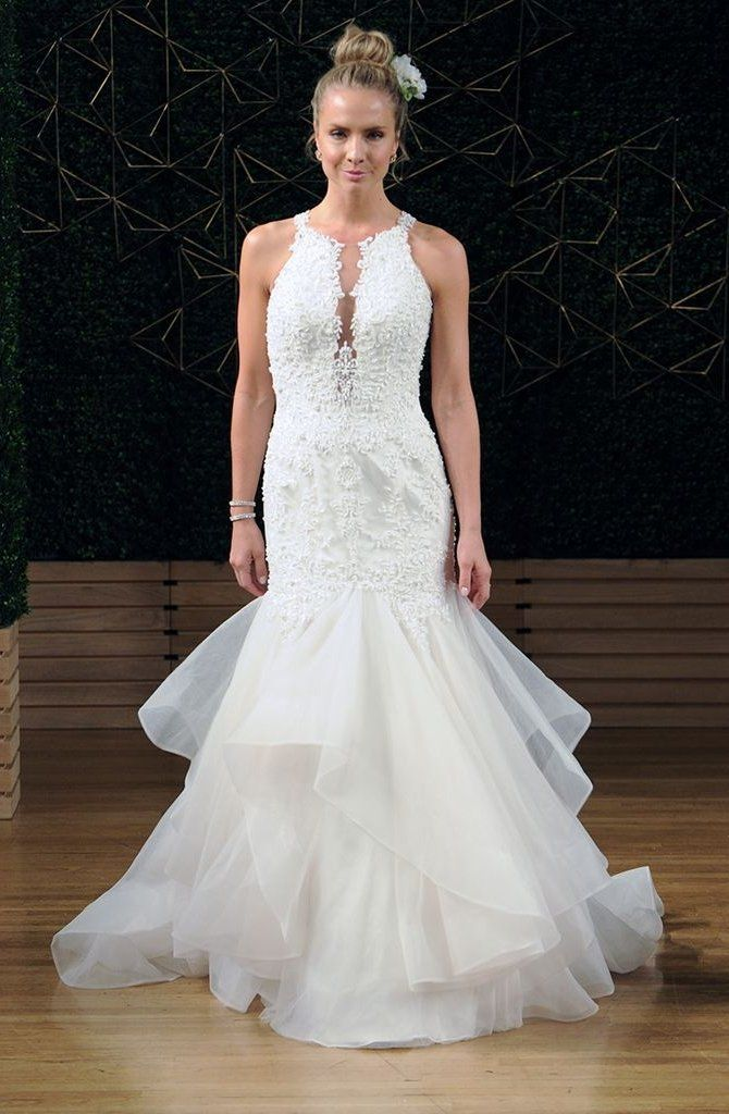 54d443af3a0 Maggie Sottero Spring 2018  Timeless Silhouettes Get a Gorgeous ...