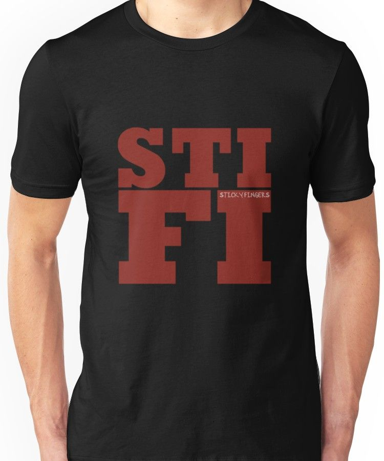 c868fc8a565 Sticky Fingers STIFI | Slim Fit T-Shirt | Products | T shirt, Mens ...