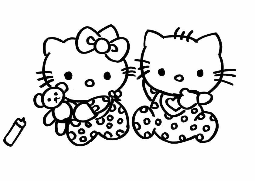 Ausmalbilder Hello Kitty,Ausmalbilder Feen | ausmalbilder ...